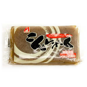 Murakami - Pâte de Konjac noir (konnyaku)