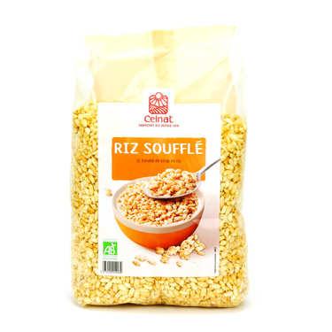 Organic Puffes Rice