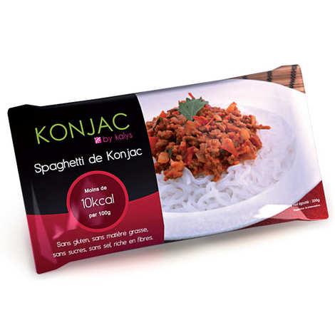 Kalys Gastronomie - Shirataki - Konjac en vermicelles