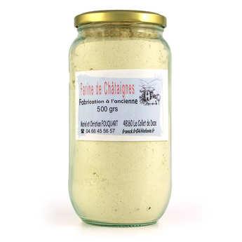 Muriel et Christian Fouquart - Chestnut flour from Cévennes