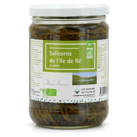 Coopérative des Sauniers de l'Ile de Ré - Natutal Glassworts of l'Ile de Ré