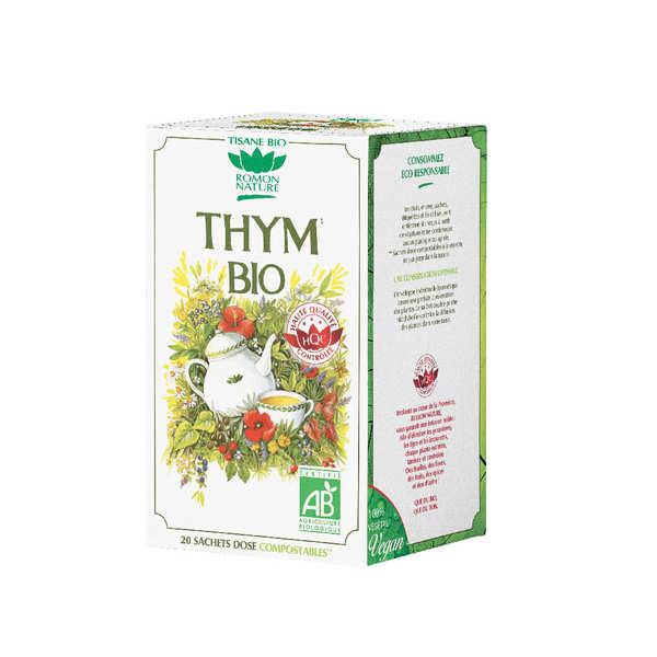 Organic Thyme Herbal Tea