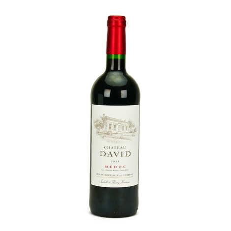 Château David Médoc - Bordeaux wine - Château David - Médoc