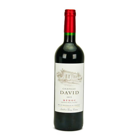 Château David Médoc - Château David -  Médoc - Vin rouge