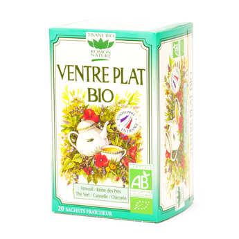 Romon Nature - Tisane ventre plat bio