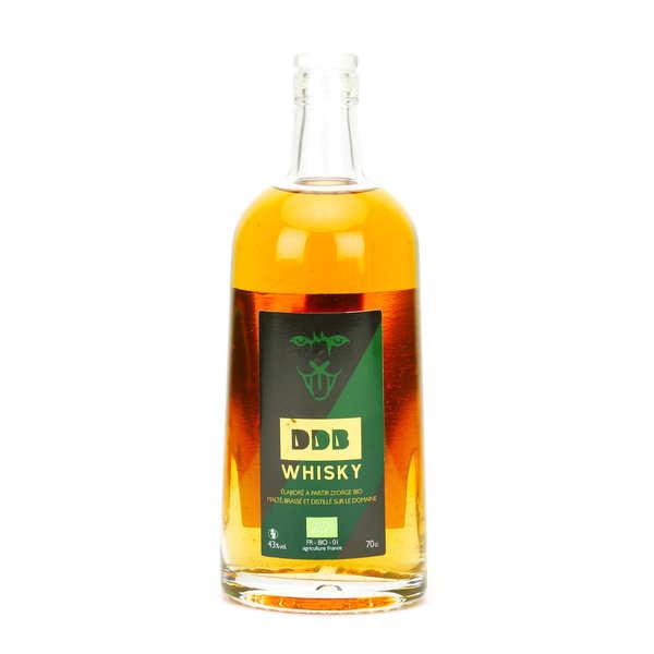 DDB Whisky – whisky bio Aveyronnais 43%