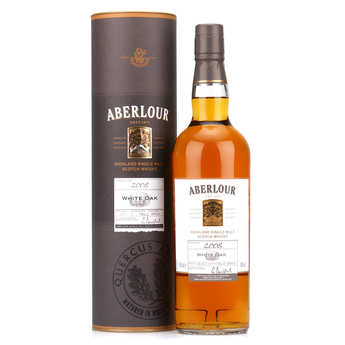 Aberlour Distillery - Whisky Aberlour millésime white oak 2008 40%
