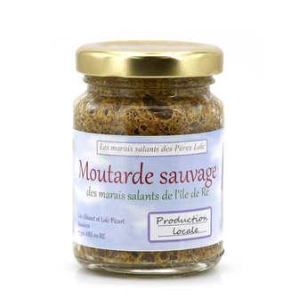 La moutarde des pères Loïc - Wild Mustard From Île de Ré