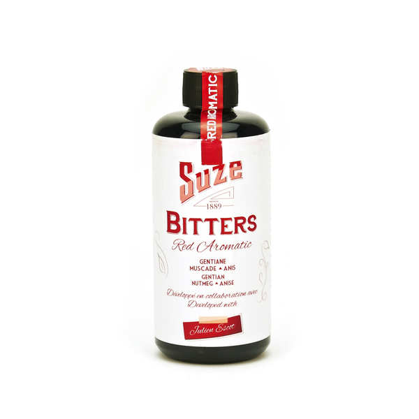 Red Aromatic Suze Bitters