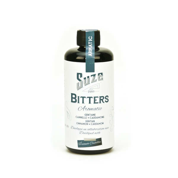 Suze bitters – Aromatic