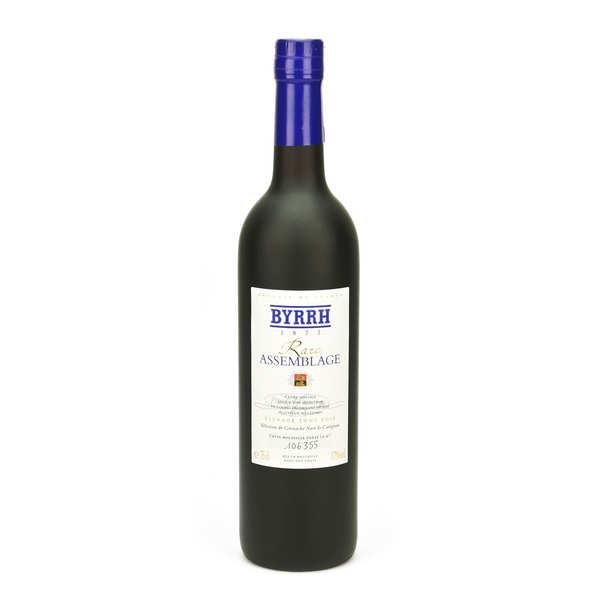Byrrh rare assemblage – Apéritif français à base de vin