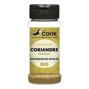 Cook - Herbier de France - Coriandre moulue bio