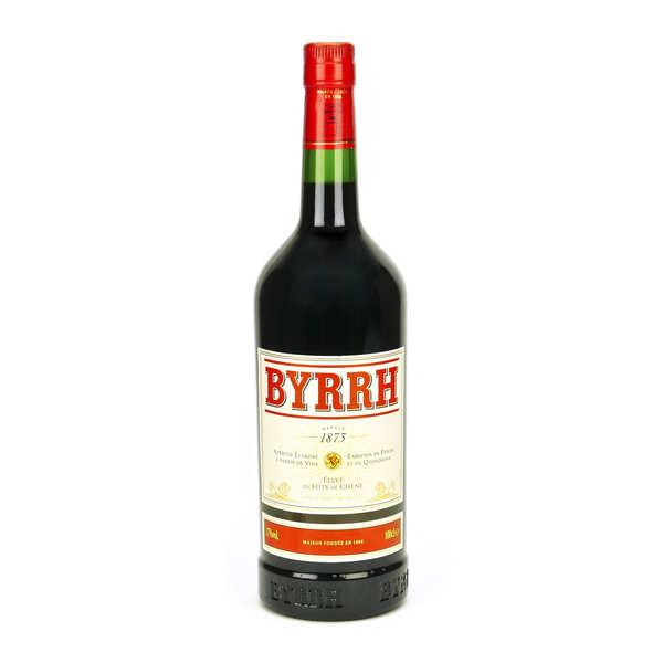 Byrrh traditionnel – Apéritif français à base de vin