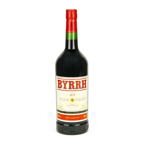 Traditional Byrrh - French Aperitif with Wine