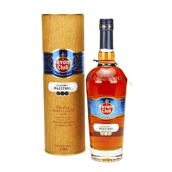 Havana Club Seleccion de Maestros - Cuban Rum 45%
