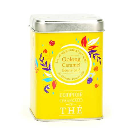 Comptoir Français du Thé - Thé oolong au caramel beurre salé