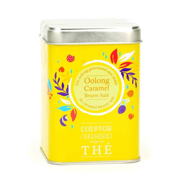 Thé oolong au caramel beurre salé