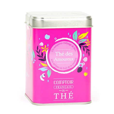 Comptoir Français du Thé - Mix of Teas 'Thé des Amoureux'