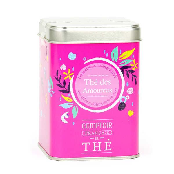 Mélange de thés 'Thé des amoureux'