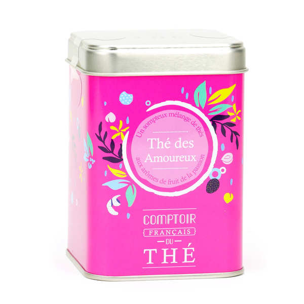 Mix of Teas 'Thé des Amoureux'