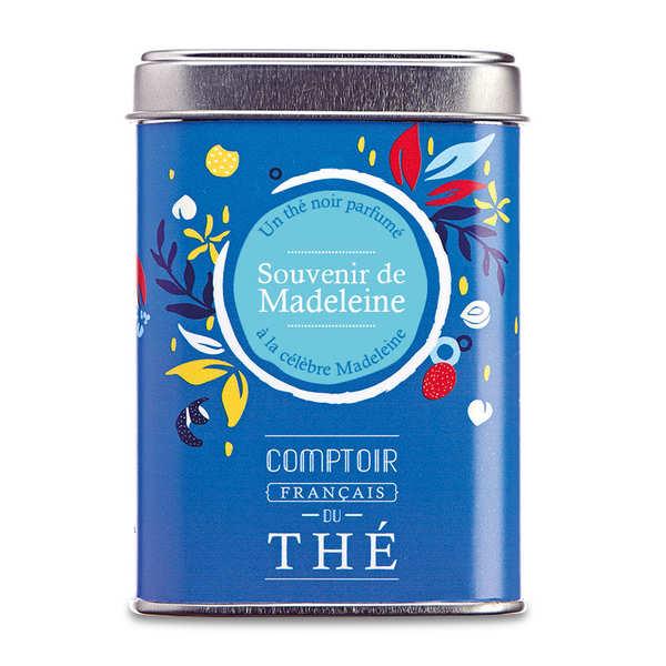 Black Tea 'Souvenir de Madeleine'