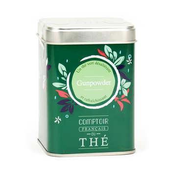 Comptoir Français du Thé - Gunpowder Green Tea