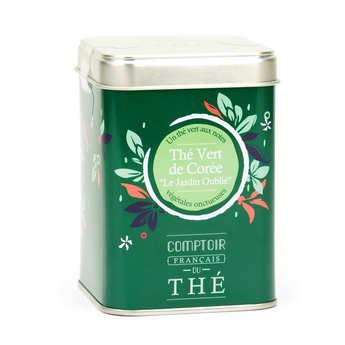 Comptoir Français du Thé - Green Tea from Corea 'Le Jardin Oublié'