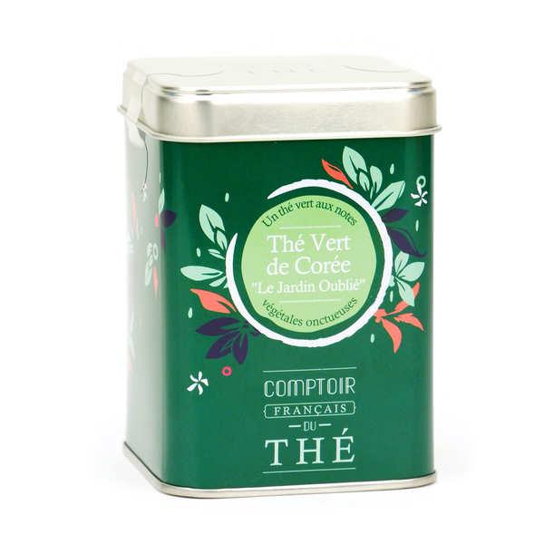 Green Tea from Corea 'Le Jardin Oublié'