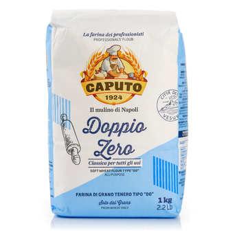 """Caputo - Classica Flour Caputo -  Tipo """"00"""" Blue"""
