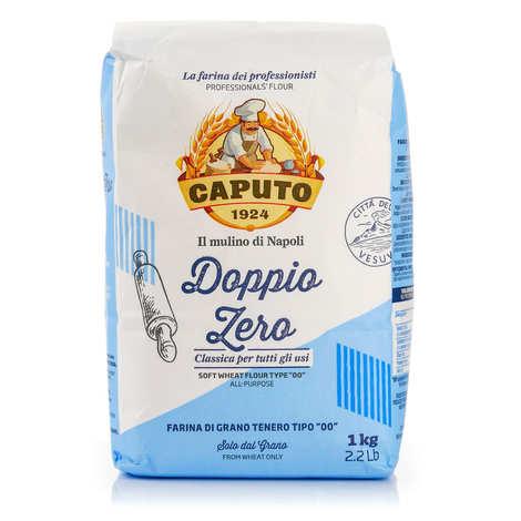 """Caputo - Farine Caputo Classica - type""""00"""" bleu"""