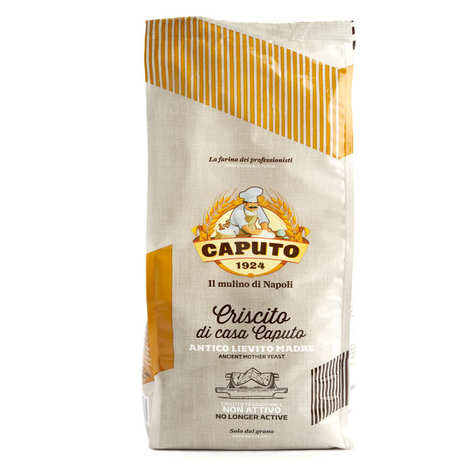 Caputo - Levure naturelle criscito Caputo pour pizza