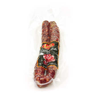 SARL Linard - Smoked Dry Saussage from Aveyron