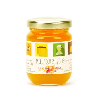 Le Clos du Nid - Miel toutes Fleurs - Miel Solidaire