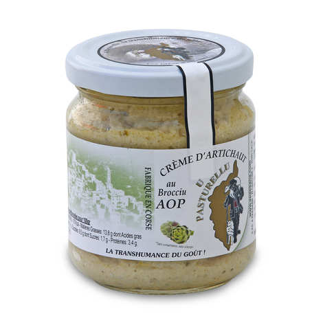 A Paesana - Crème d'artichaut au Brocciu AOP