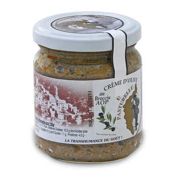 A Paesana - Olive Cream with Brocciu PDO