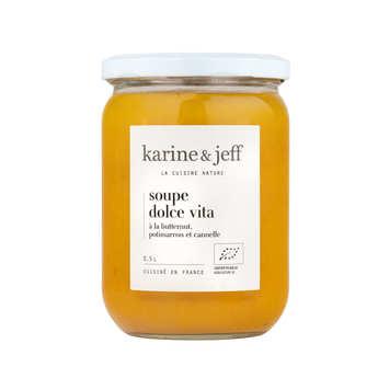 Karine & Jeff - Soupe dolce vita bio