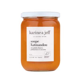 Karine & Jeff - Organic Katmandou Soup