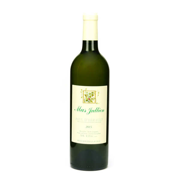 Mas Jullien White Wine from Pays d'Hérault