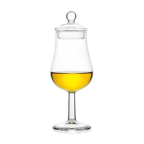 On The Rocks - Coffret 1 verre de dégustation whisky - la part des anges
