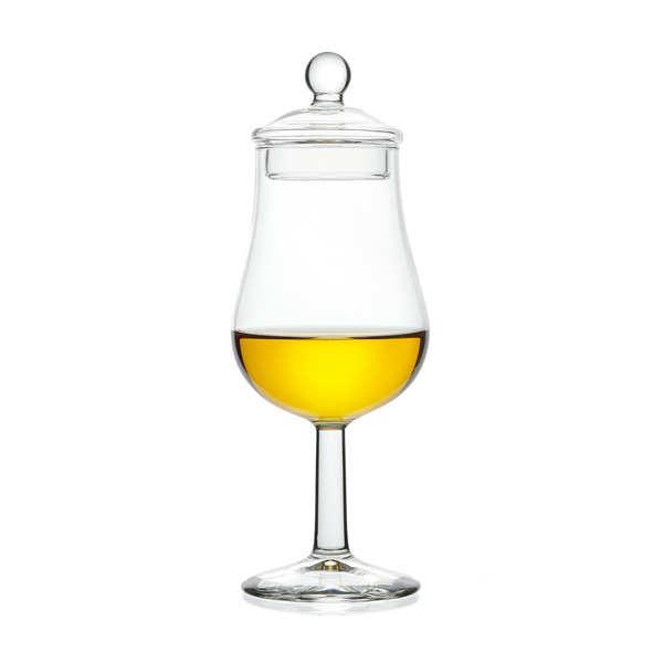 Coffret 1 verre de dégustation whisky - la part des anges