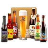 BienManger paniers garnis - Box découverte de 6 bières de novembre