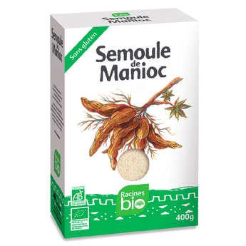 Racines - Semoule de manioc bio et sans gluten
