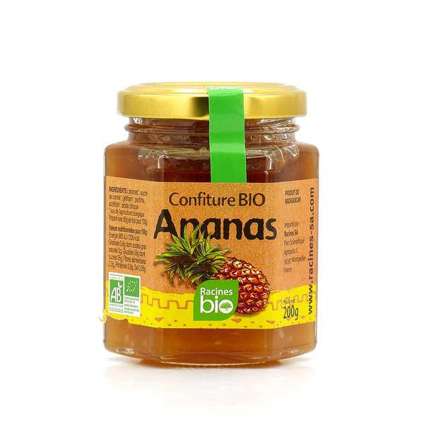 Organic Pineapple Jam from Madagascar