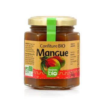 Racines - Confiture de mangue de Madagascar bio