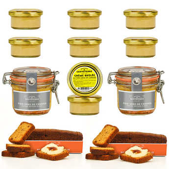 Maison Sauveterre - Gourmet specialties around foie gras