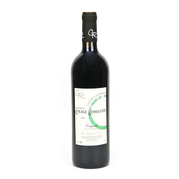 """Red Wine """"Laurus Nobilis"""" Calage Resseguier"""