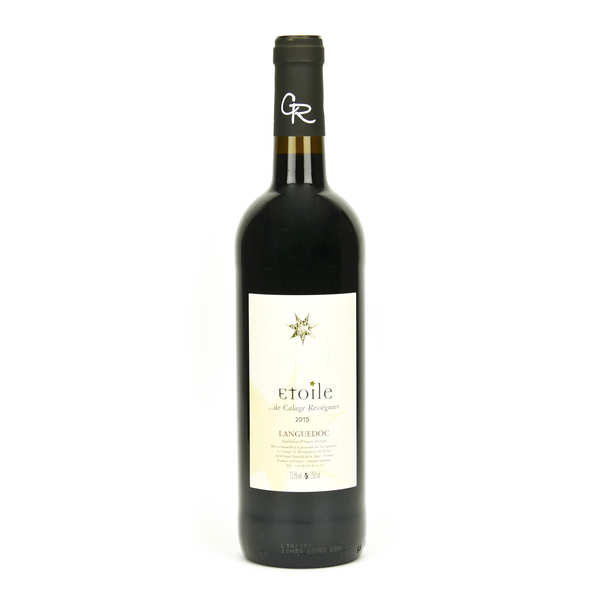 "Red Wine ""Etoile rouge"" Calage Resseguier"