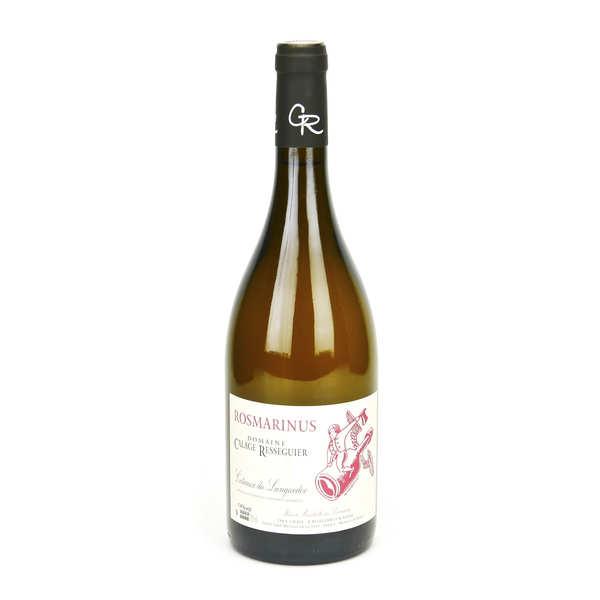 "White Wine ""Rosmarinus blanc"" Calage Resseguier"