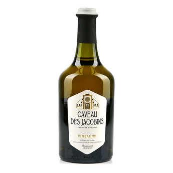 """Caveau des Jacobins - Caveau des Jacobins """"Vin jaune"""" White Wine Côtes du Jurajaune"""