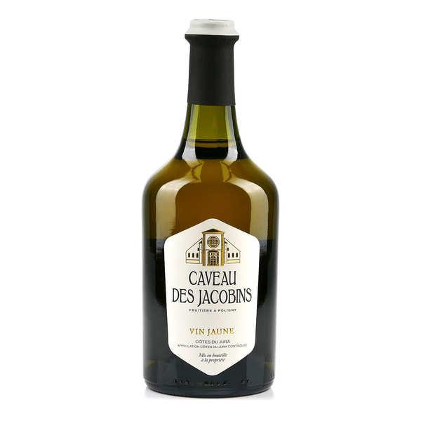 - vin jaune aoc côtes du jura - 2010 - bouteille 62cl